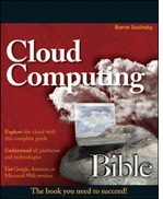 Cloud Computing Bible Book Cover